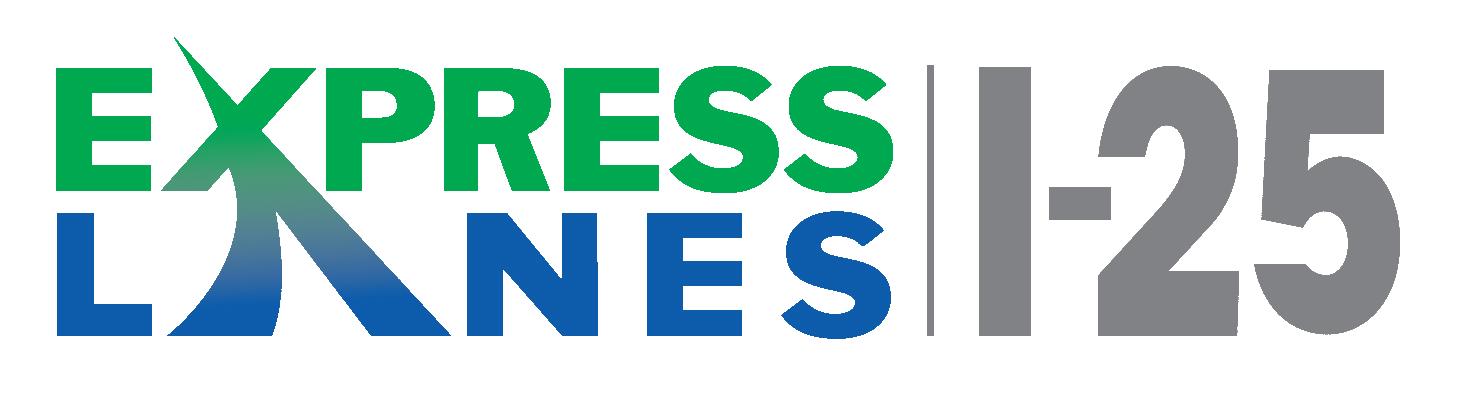 I-25 Express Lanes Logo