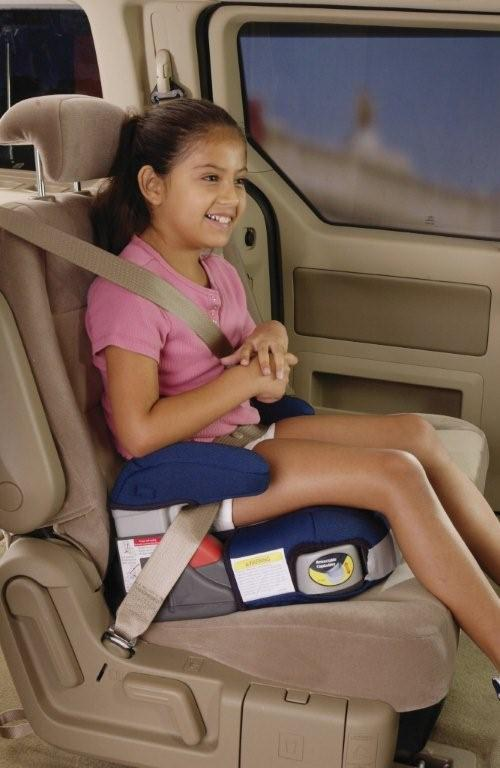 Child Passenger Safety Booster Chair