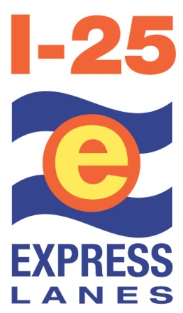 I-25 Express Logo detail image