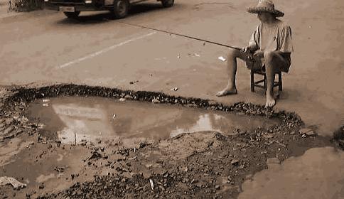 Pothole Pic