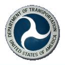 US DOT Logo detail image