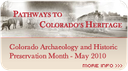 Archeological/Historic Badge