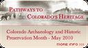 Archeological/Historic Badge thumbnail image