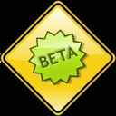 CDOT Site Beta Sign