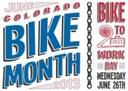 Bike to Work Month 2013