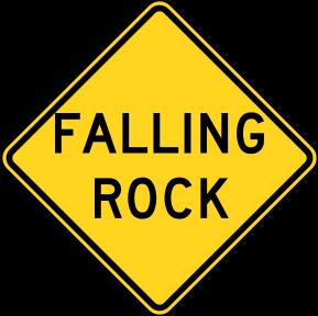 Falling Rock detail image