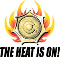 Heat is on Logo 200x200