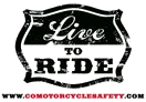 Live to ride PNG detail image