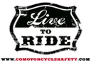 Live to ride PNG thumbnail image