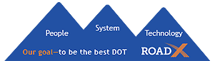 Peaks Best DOT Road X email graphic