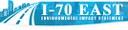 I-70 east logo