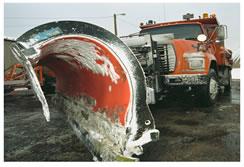 CDOT Snow Plow