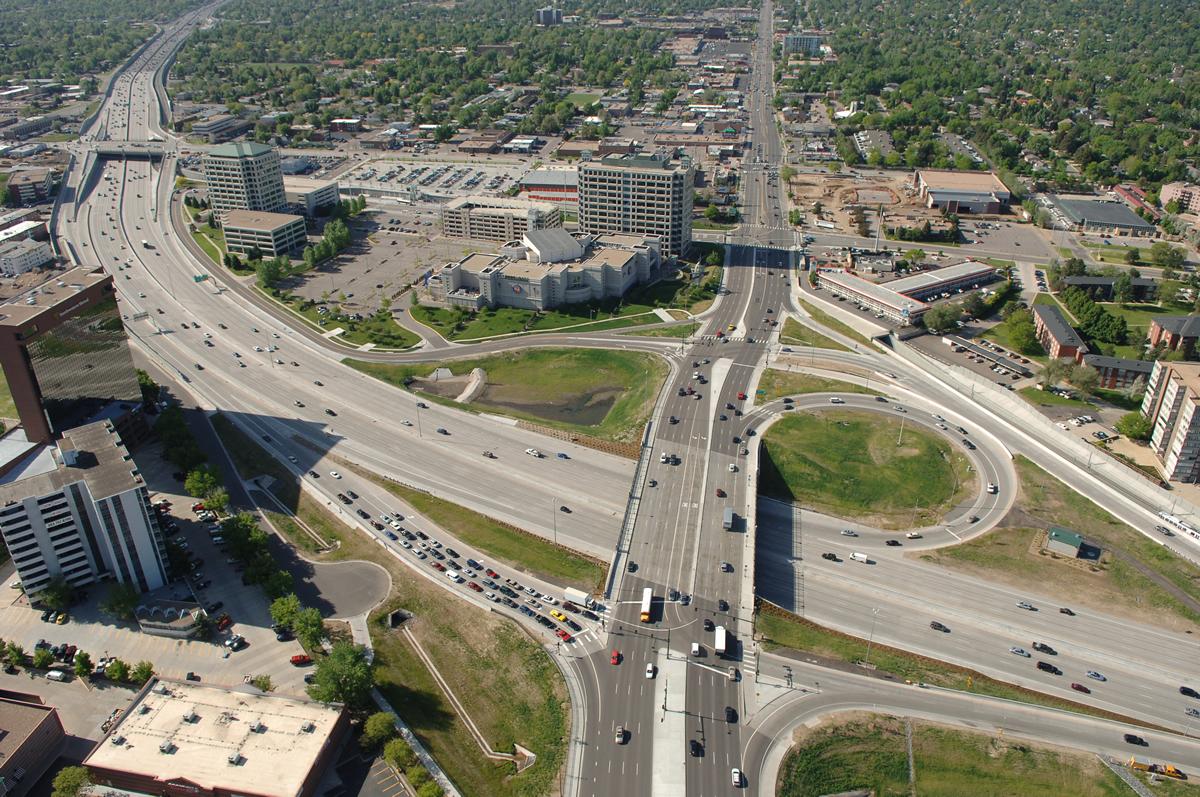 I-25 at Colorado detail image