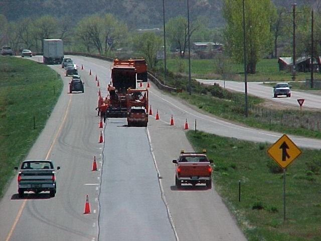 Paving I-70
