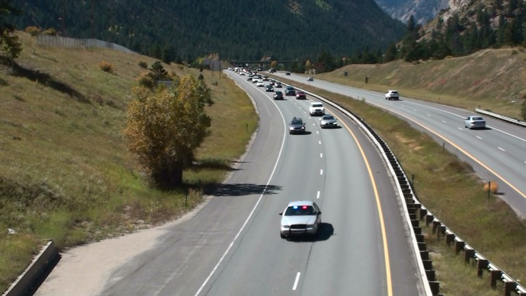 I-70 West Pacing