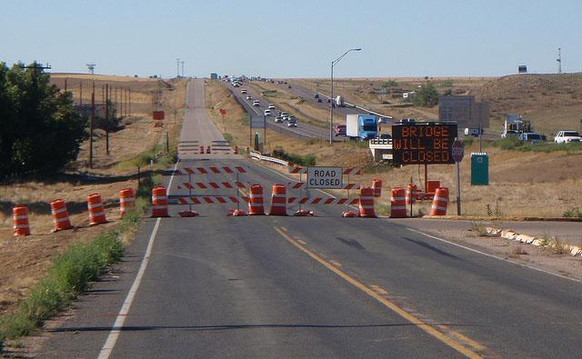 I-25 Frontage Road detail image