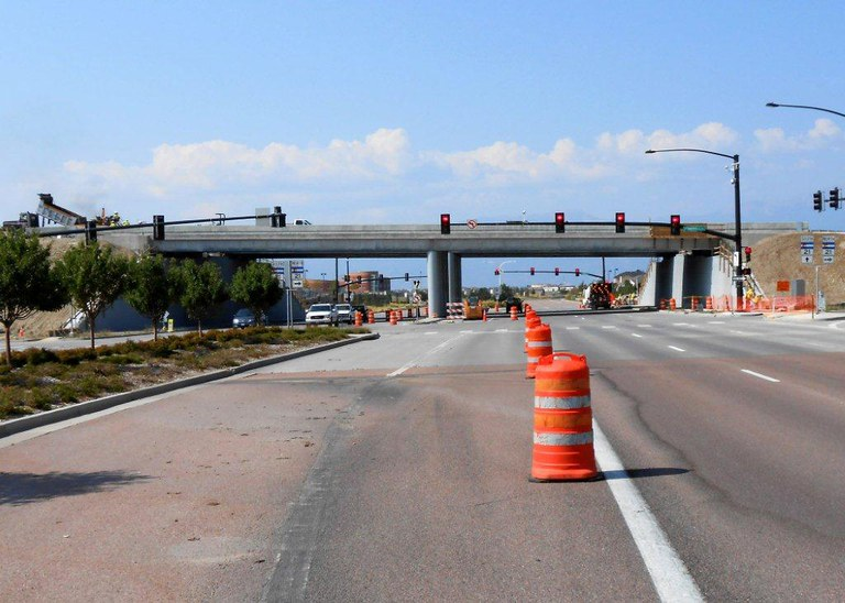 Powers Boulevard at Union Boulevard
