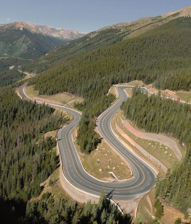 Berthoud Pass US 40