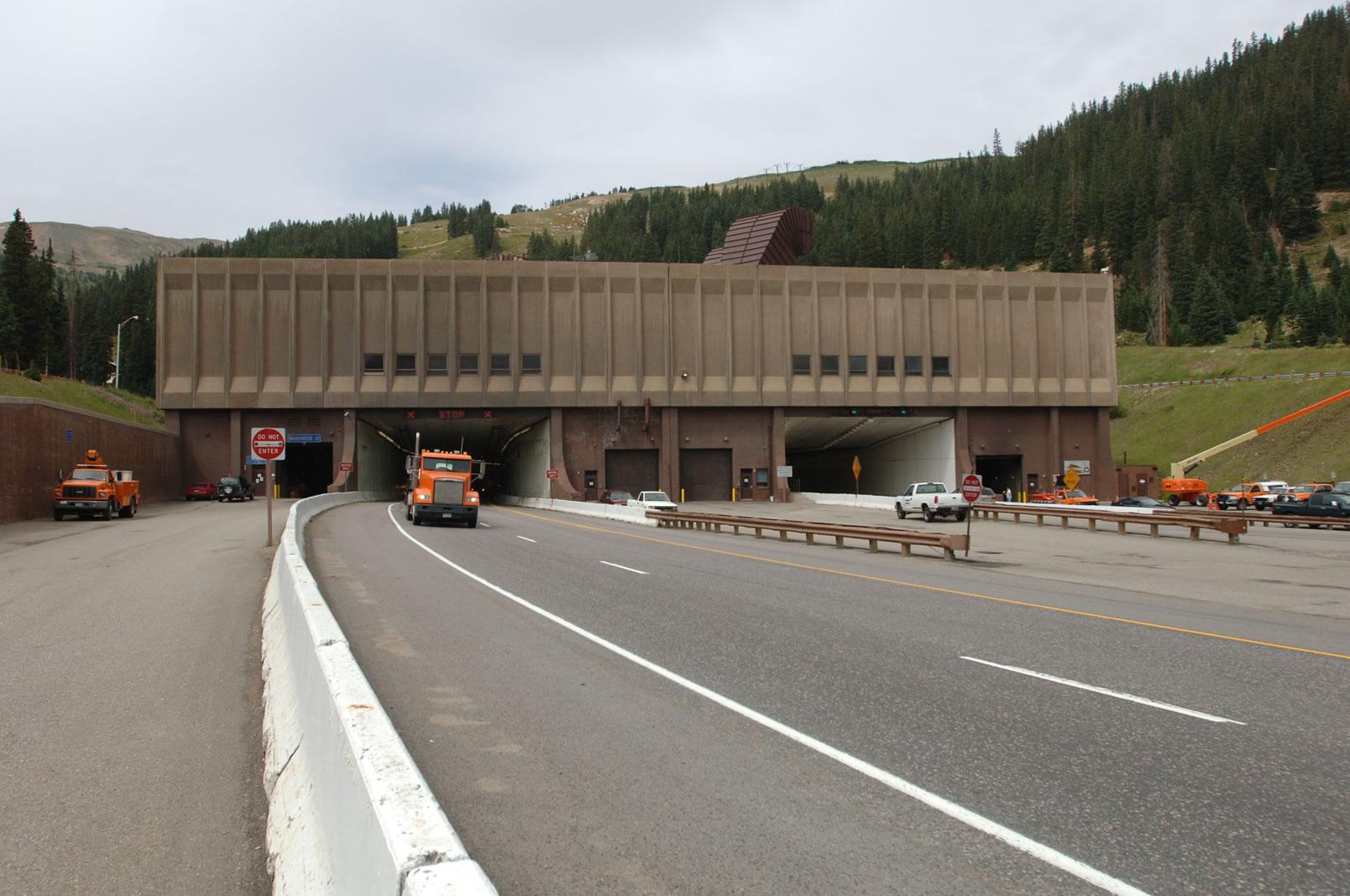 I-70 Eisenhower Tunnel detail image