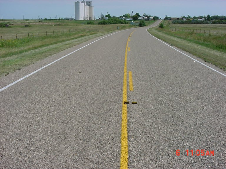 Eastern Plains Road