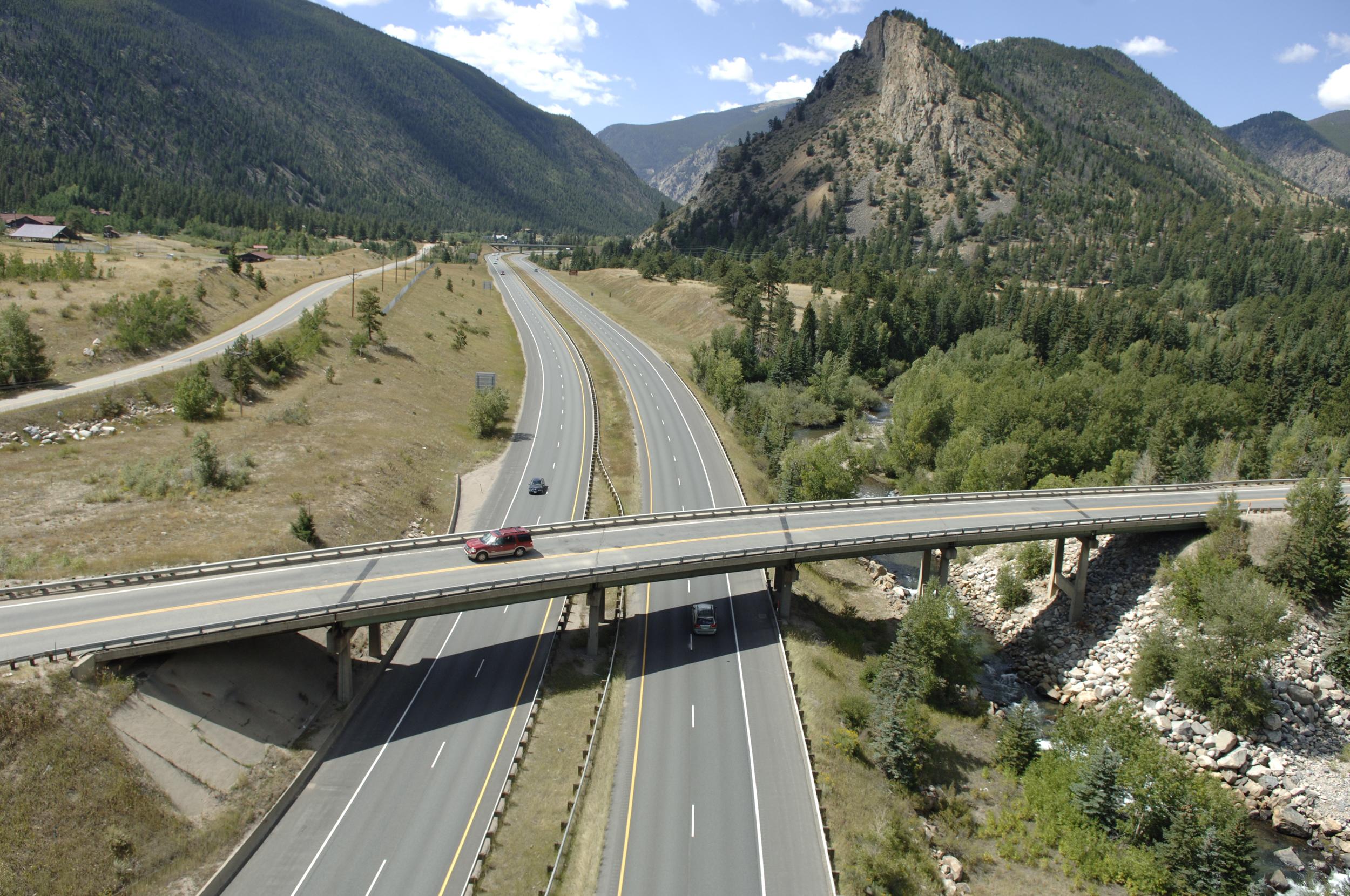 I-70 at US 40 detail image