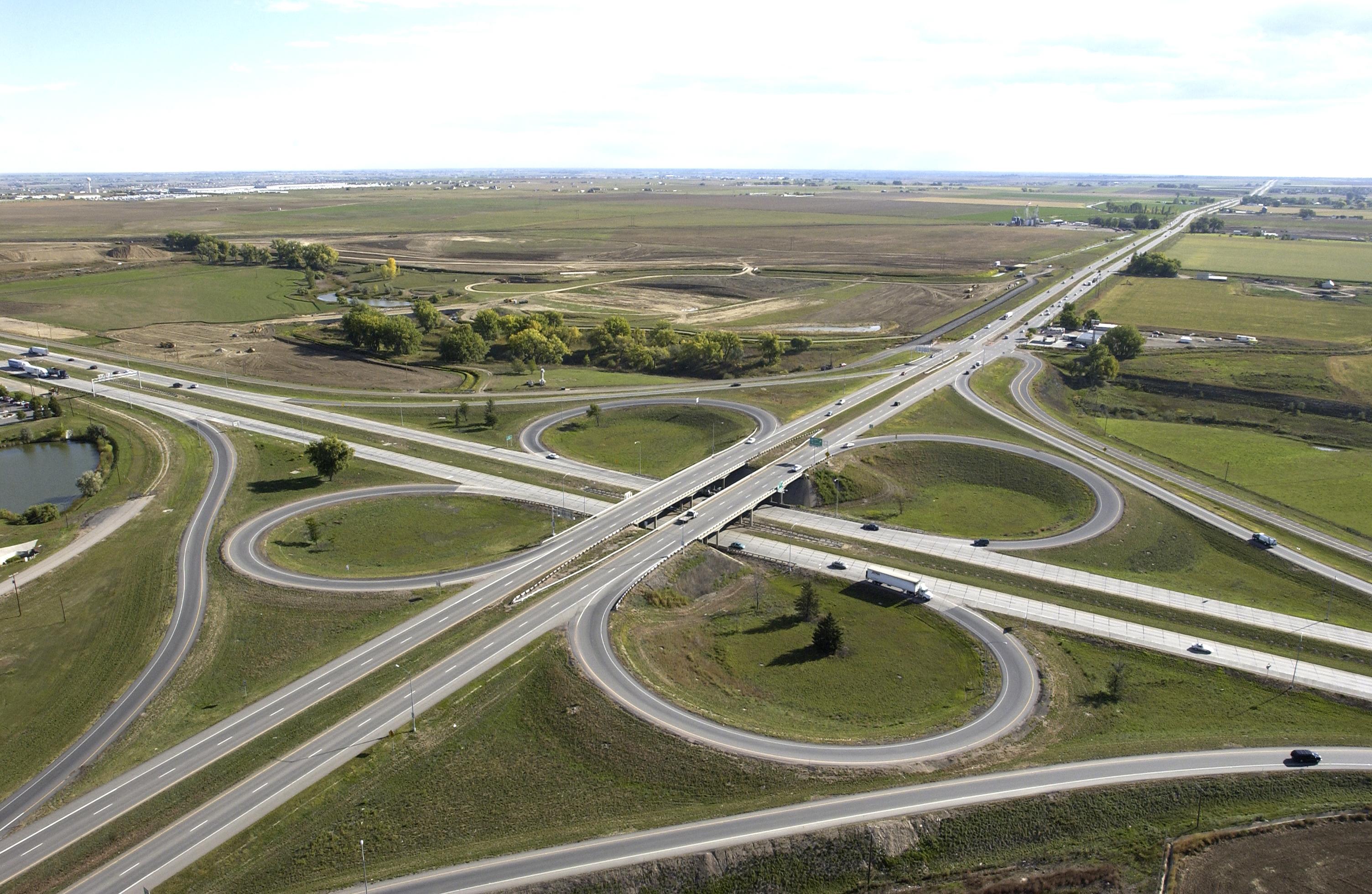 I-25 at SH-34 (a) detail image
