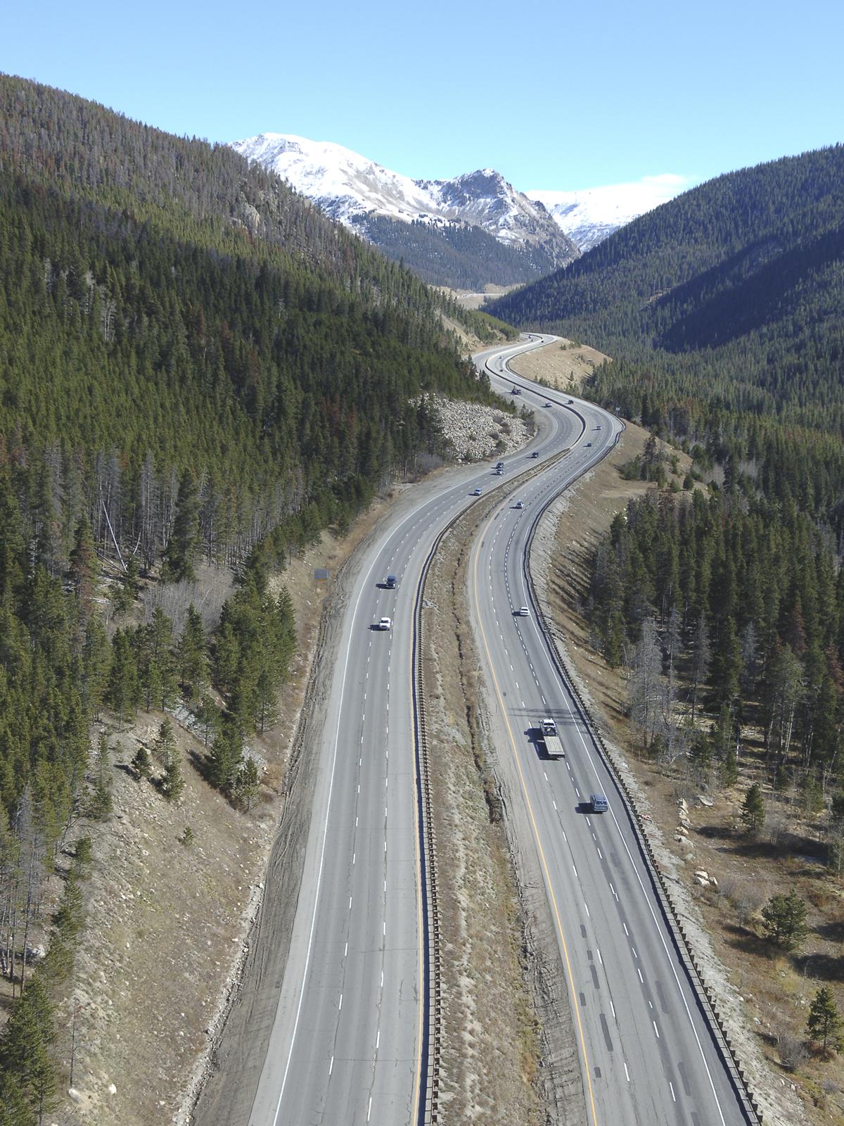 I-70 Westbound