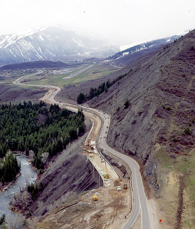 Shale Bluffs SH 82 detail image