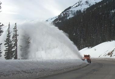 Wolf Creek Pass Snow Blower detail image