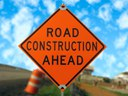 Road Construction Sign thumbnail image