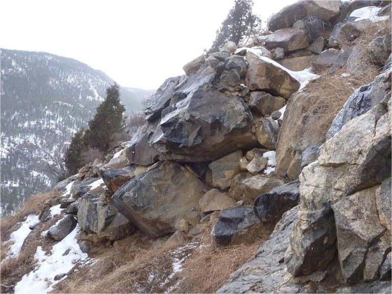 Georgtown Rock
