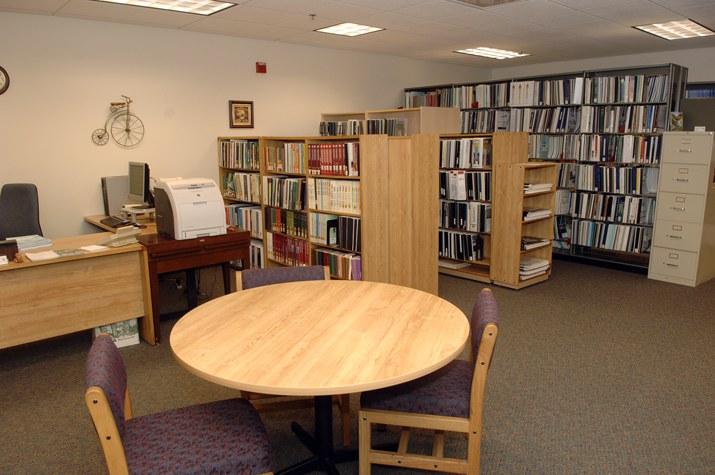 CDOT Library 1