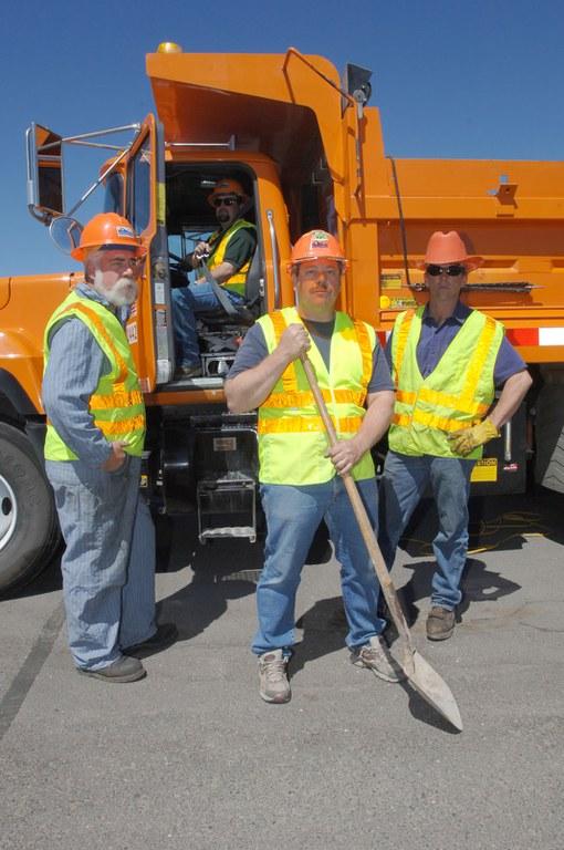 CDOT Road Crew