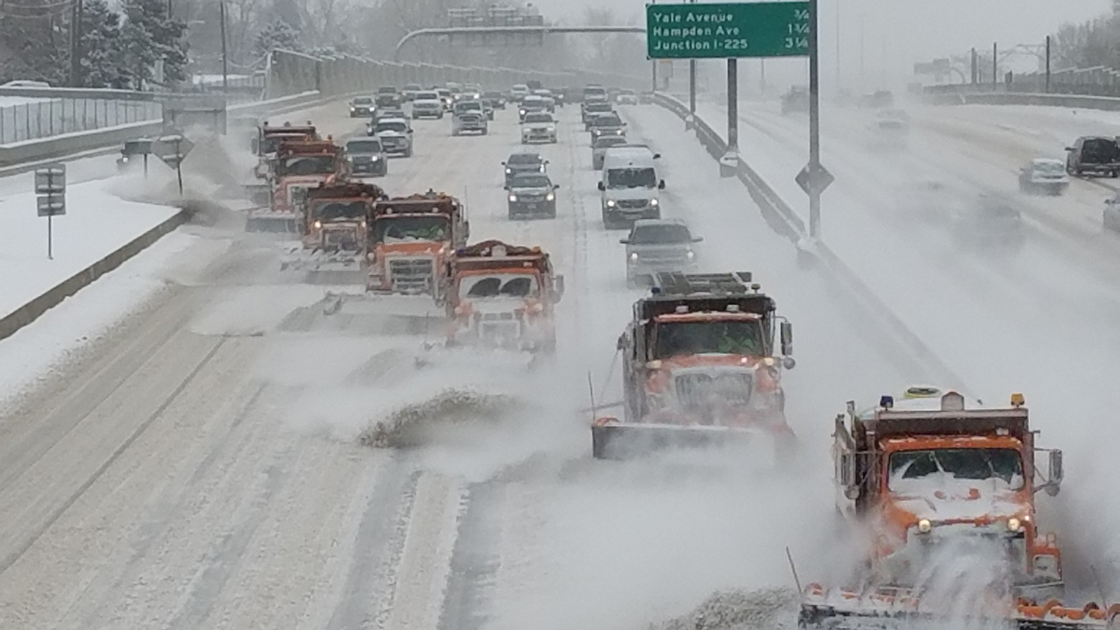 Plows to the Rescue