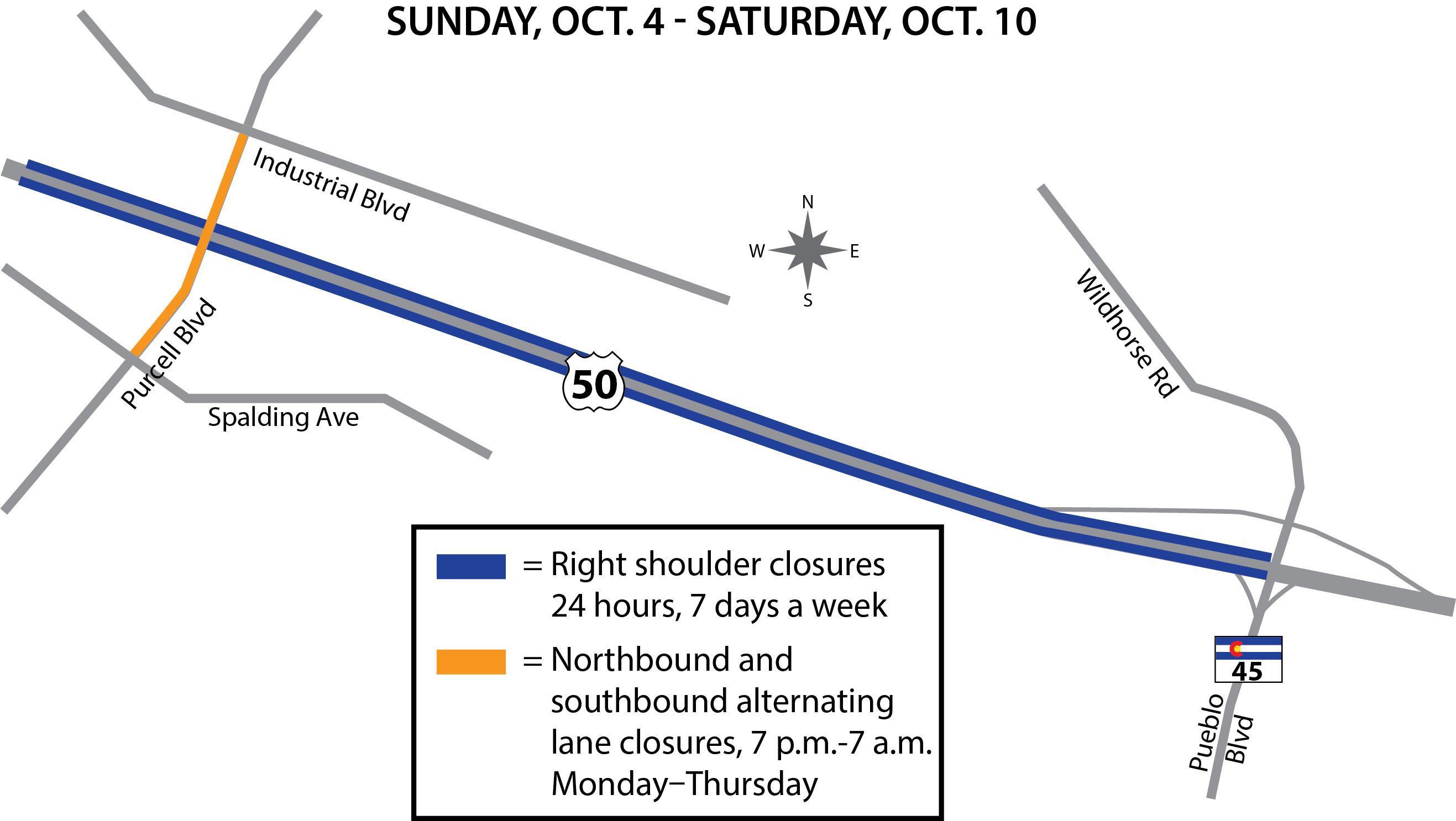 US 50 Purcell TrafficAdv map Oct4.jpg detail image