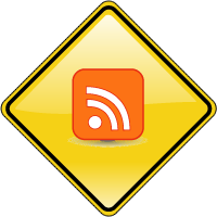 RSS Feeds Road Sign