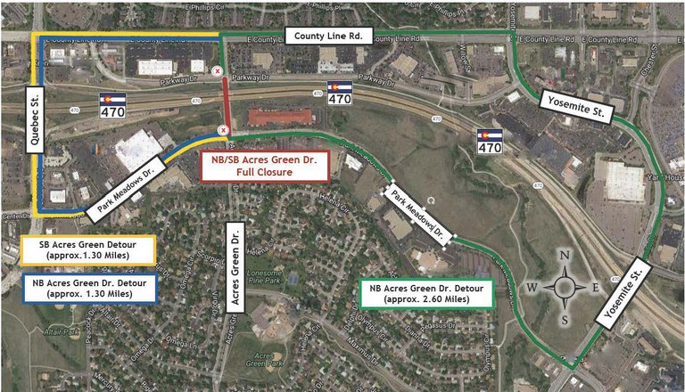 nb and sb acres green detour