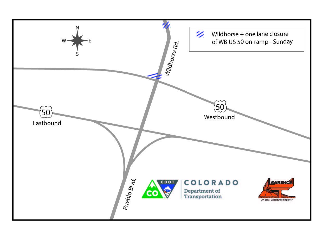 Wildhorse + one lane closure of WB US 50 on-ramp - Sunday.jpg