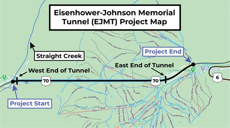 EJMT Paving Map