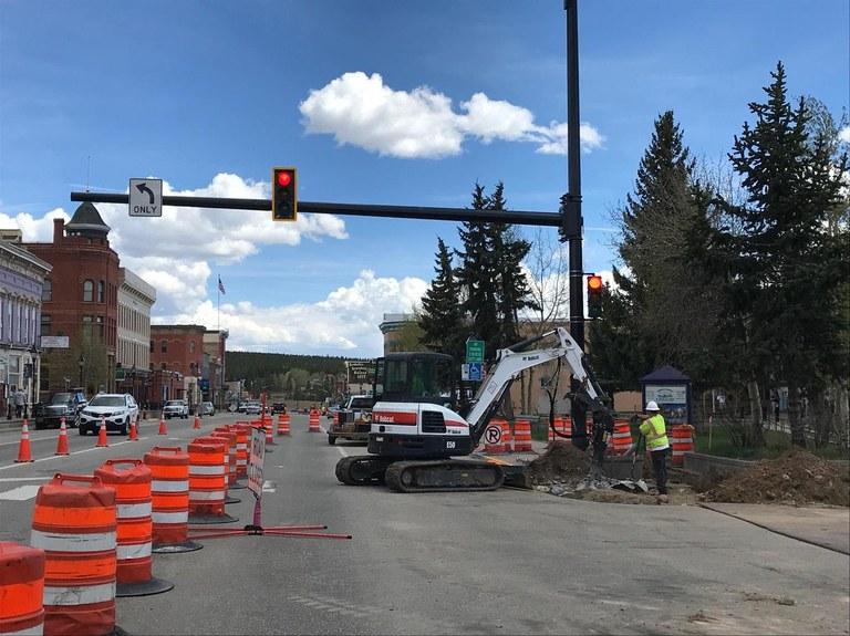 US 24 Leadville Improvements