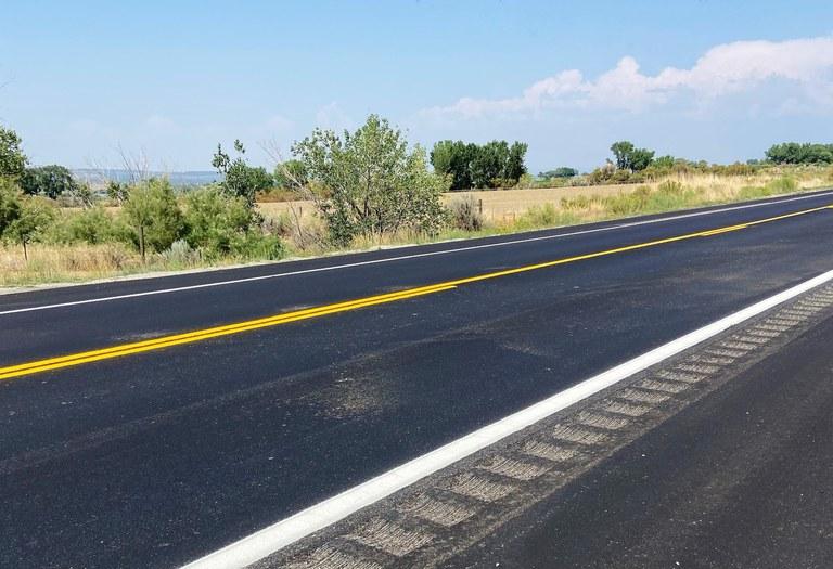 US 160 Towaoc Resurfacing
