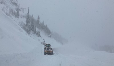 US 550 Red Mountain Pass weather closure