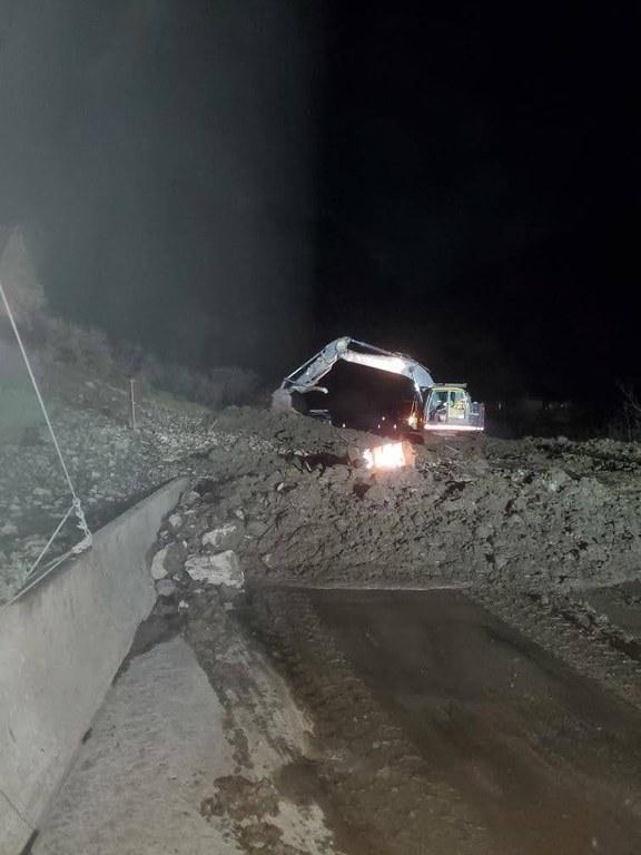 I-70 Mudslide Cleanup