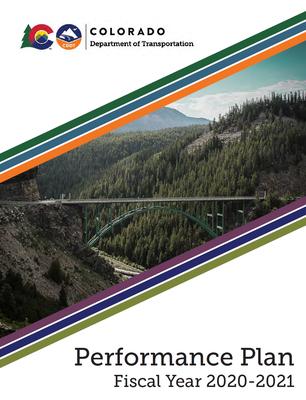 CDOT Performance Plan 2020-21