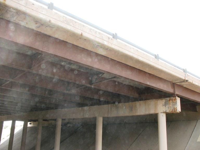 I-70 over Havana
