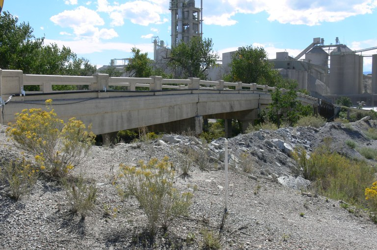 SH 120 over Railroad and Arkansas River