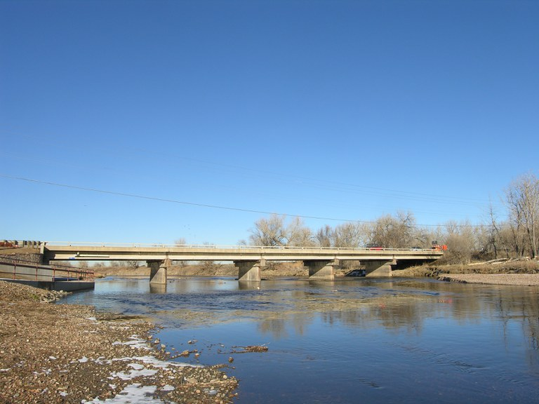 SH 44 - 104th and South Platte River