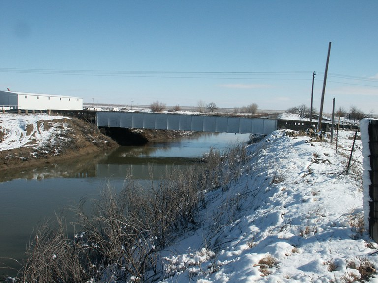 SH 71 over Fort Lyon Canal