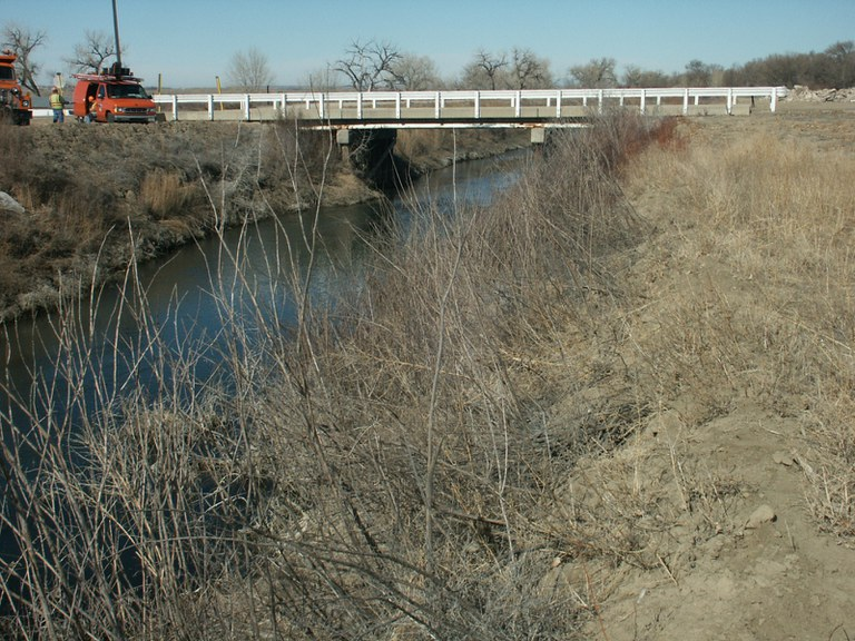 Storage Canal, Northeast of Rocky Ford