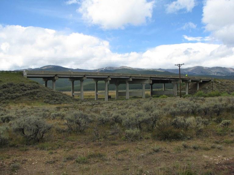 US 24 over Union Pacific Railroad